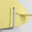 HWS hak garażowy - hak do deski windsurfingowej - 180 x 200 x 280 mm - ocynkowany galwanicznie - VELANO DOMAX