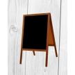 Potykacz reklamowy - PTK 1 - klasyczny - 53 x 66 cm - BSB - Konstrukcje drewniane