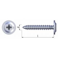 PH 4.2x19 mm blachowkręty z łbem talerzykowym