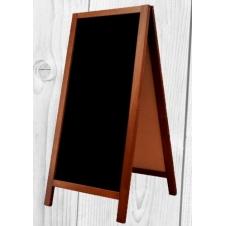 Potykacz reklamowy - PTKZ 3 - wodoodporny wysoki - 64 x 136 cm - BSB - Konstrukcje drewniane