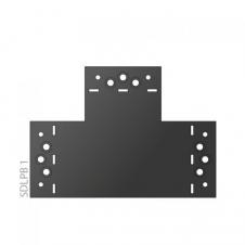 SDLPB 1 - Łącznik C - 207 x 146 x 85 x 2,5 - łącznik płaski - ocynkowany ogniowo - Systemy ozdobne SD - DOMAX DMX